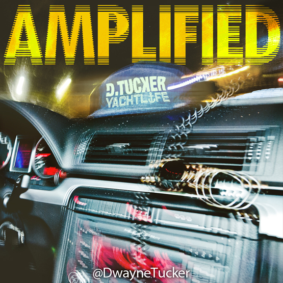 Amplified artwork blog Amplified by D. Tucker (Single)