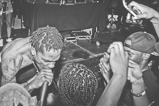 Travis Scott Miami blog 18 Travi$ Scott At The Stage In Miami, Florida Photographed by D. TUCKER