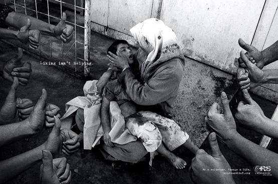 public interest public awareness ads 36 2 Responses To The Most Powerful Social Issue Ads That'll Make You Stop And Think