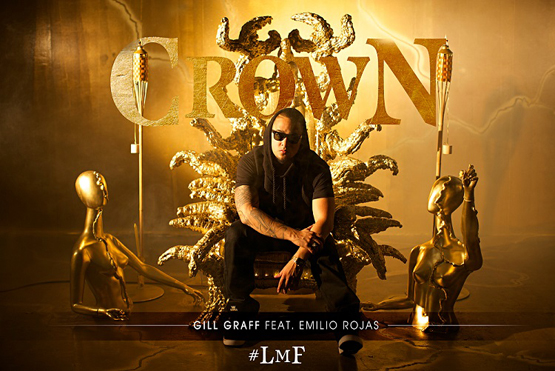 Gill Graff feat Emilio Rojas New Music: Gill Graff feat. Emilio Rojas   Crown (Prod. by Cmplx)