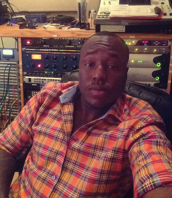 D. TUCKER in Studio