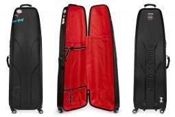 Samsonite Hard Case Golf Travel Bag