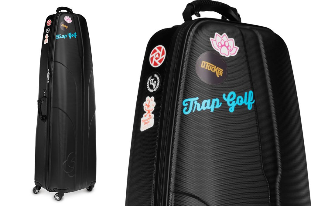 hard cover golf bag